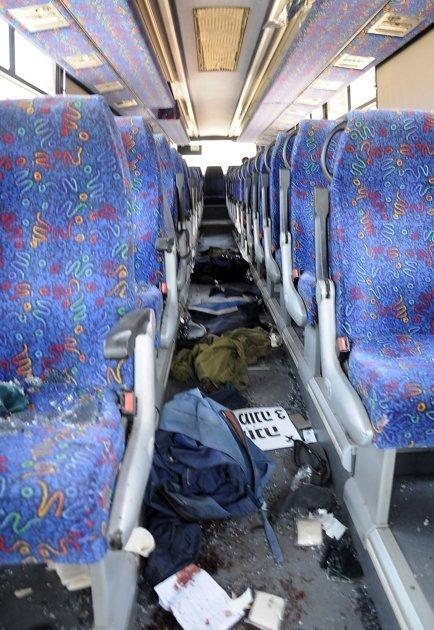 Eilat Bus Ambush - Tragedy