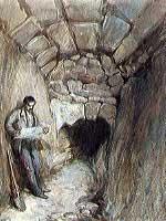 Room 48 - Secret Chambers, underground  rooms of the Bais HaMikdash