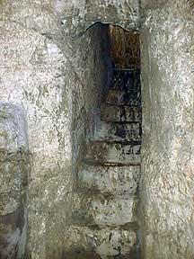 "Room 47 - Lower Tunnels, secret tunnels  underneath the ""basement"""