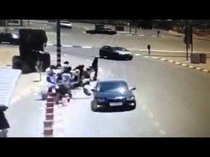 car-swerves-jewish-girl