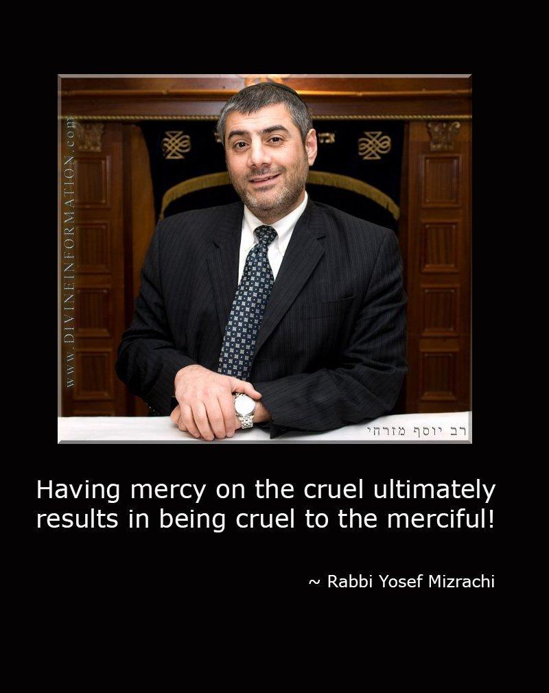 rabbi-yosef-mizrachi-mercy-cruel