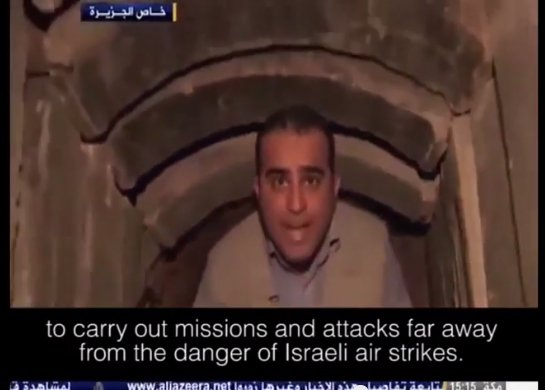what-a-hamas-terrorist-tunnel-looks-like