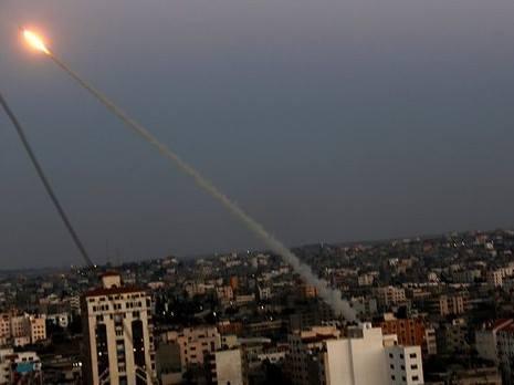michael-freund-gaza-rocket