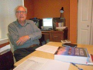 Bob Kaufman says a Seattle Public School textbook is biased against Israel