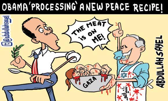 Cartoon-Abdullah-Sayel-23-July-2014