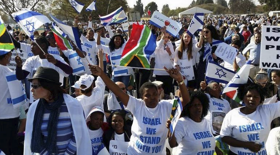 south-africa-israel-supporters