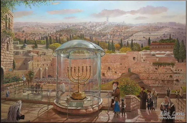 menorah-temple