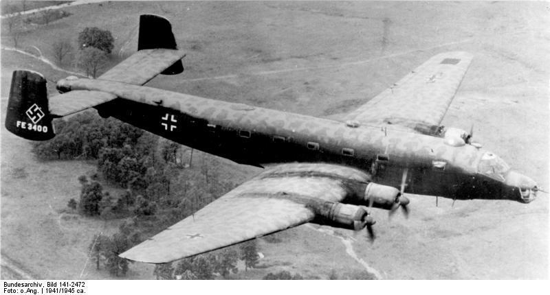 Flugzeug Junkers Ju 290 A-7