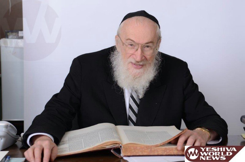 Top 32 Rabbis and Founders Wearing Tekhelet/Techeiles