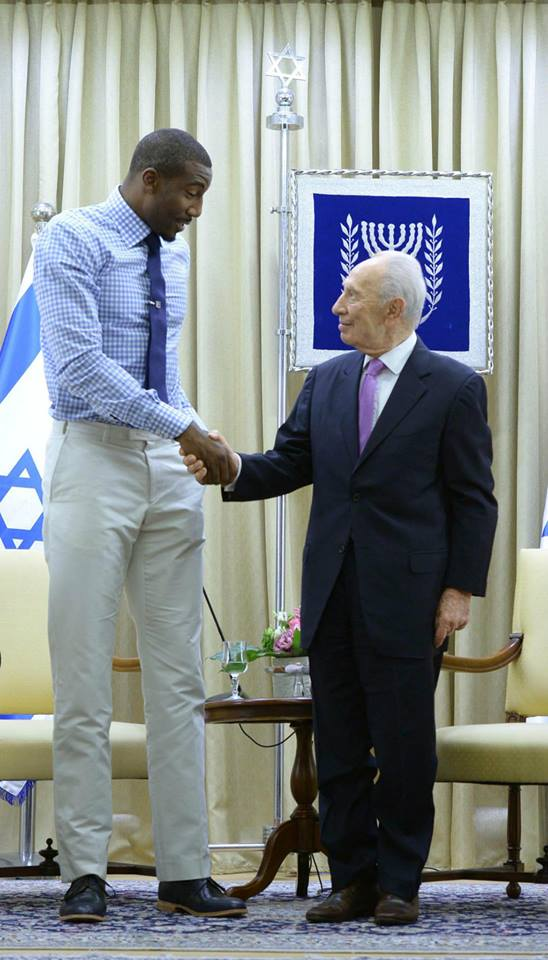 Interview with Amar'e Stoudemire Studying at Ohr Somayach, Jerusalem